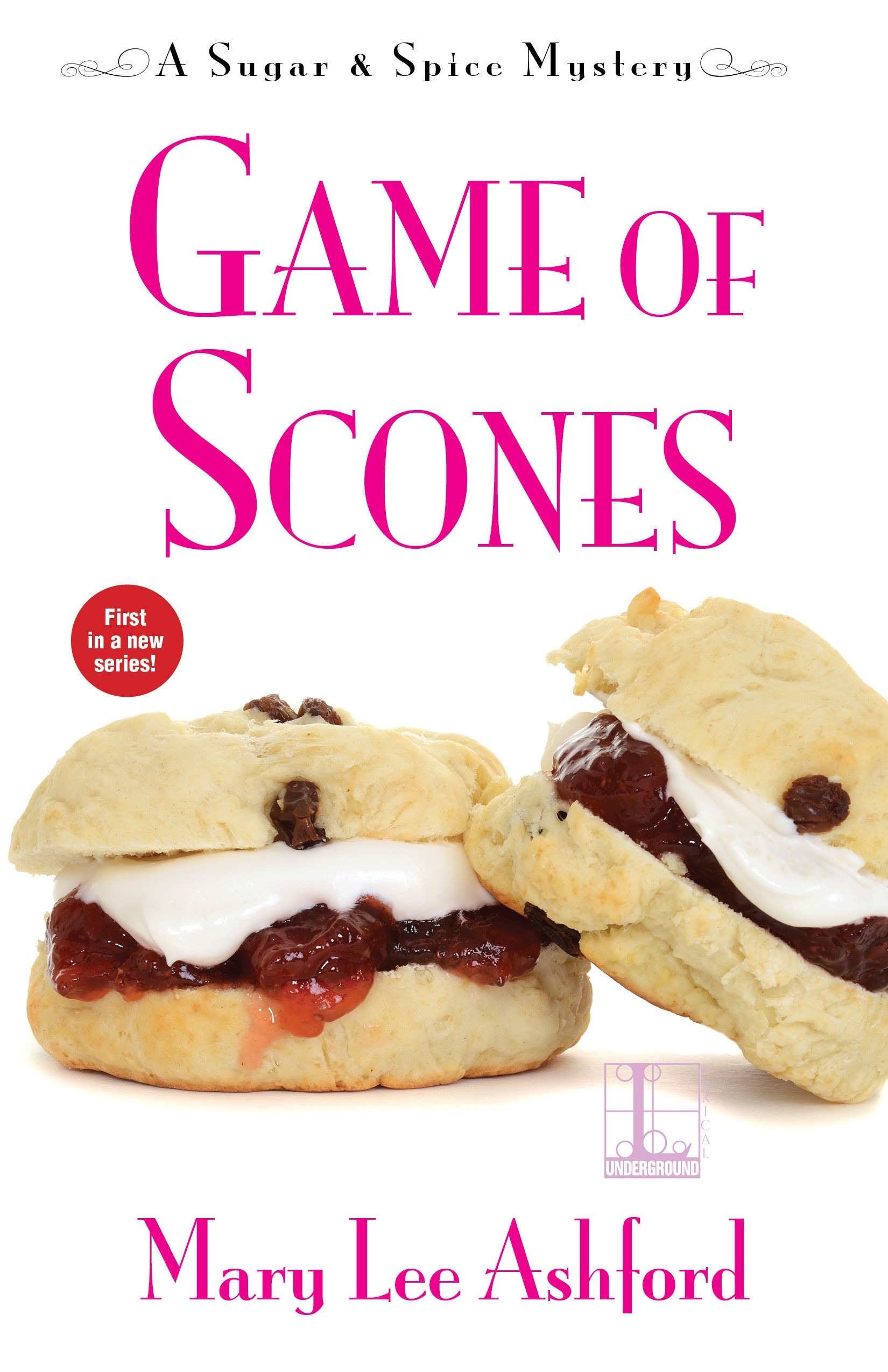 Game of Scones Book Cover