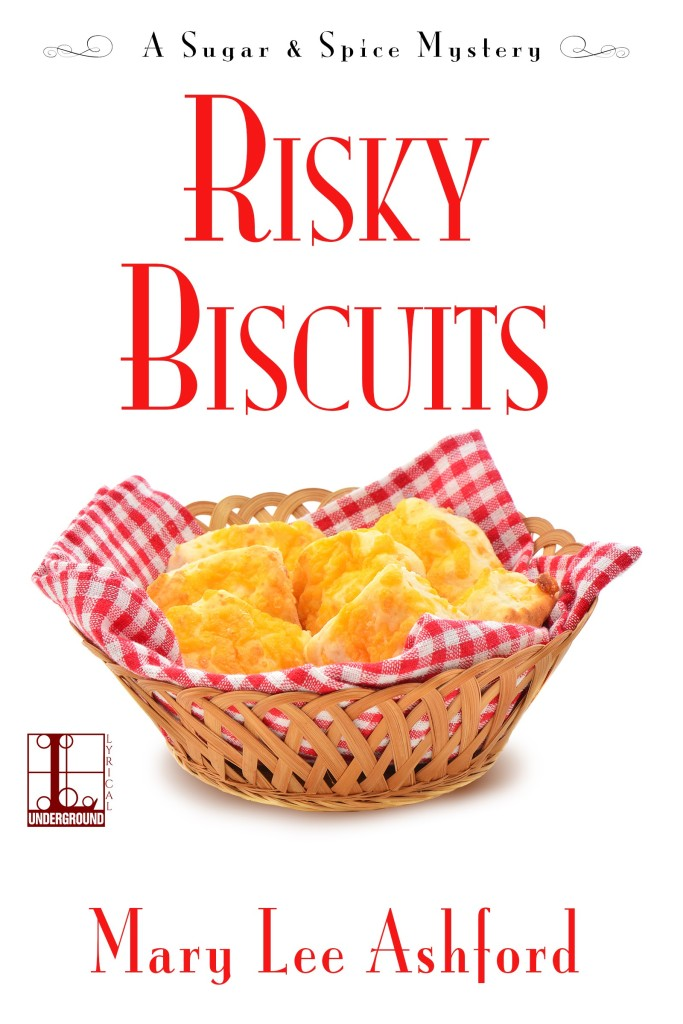 Risky Biscuits book cover