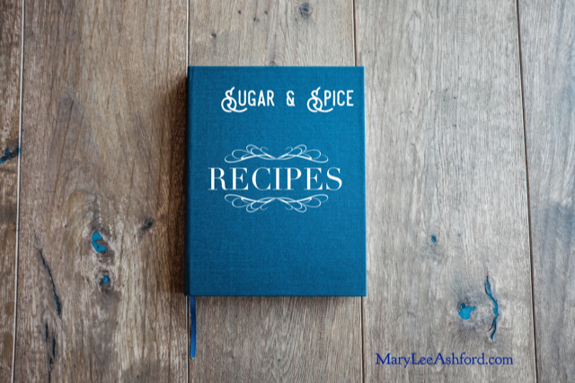 Recipe book image